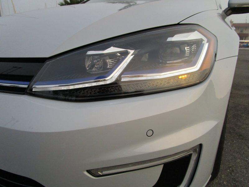 VW e-Golf 9