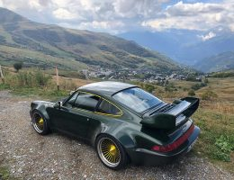 Wagenbauanstalt Mods Make Porsche 911 Werkstubo Drivable Art