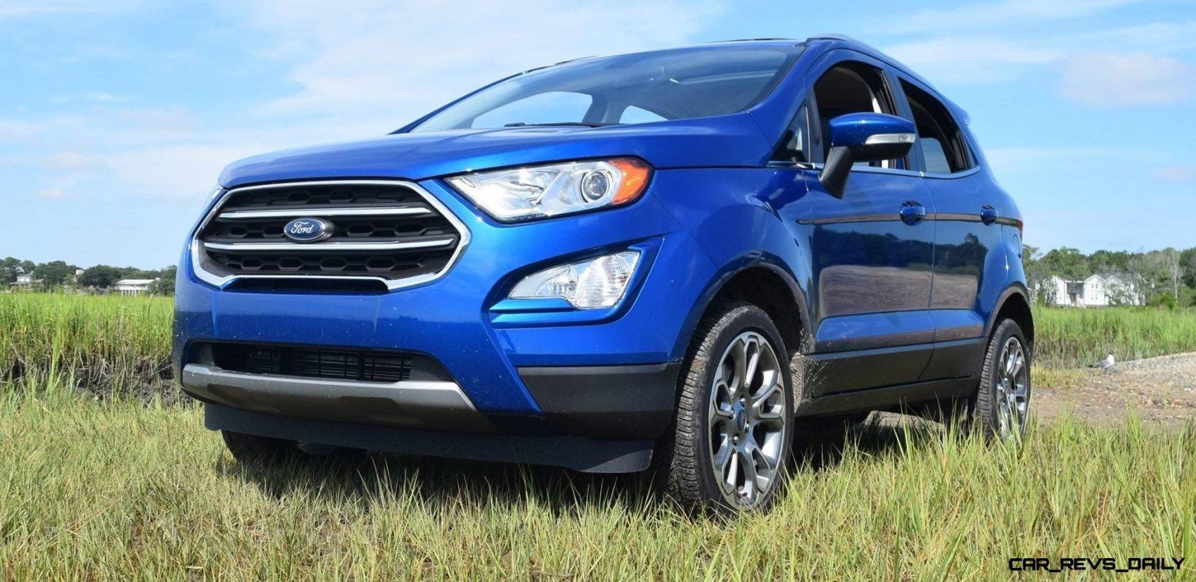 2018 Ford Ecosport 20l Titanium Awd Road Test Review W