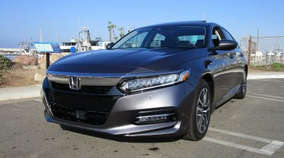 2018 Honda Accord Hybrid Touring 10