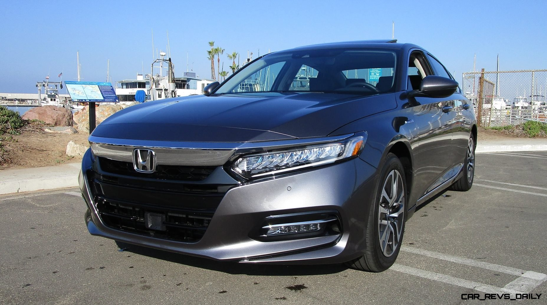 2018 Honda Accord Hybrid Touring – Road Test Review – By Ben Lewis