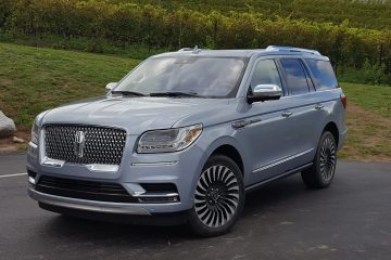 Road Test Review – 2018 Lincoln Navigator Black Label – By Carl Malek