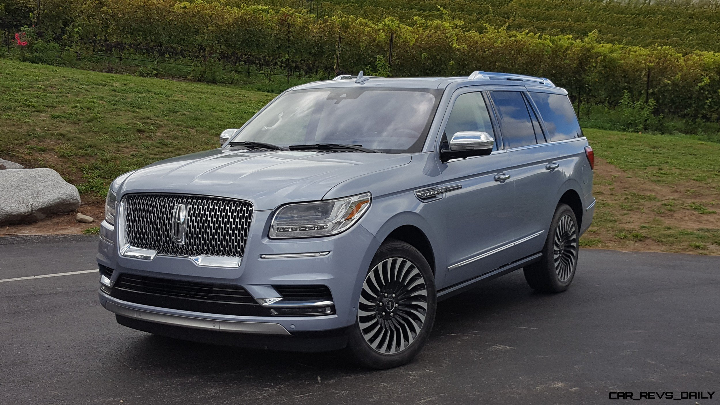 Road Test Review 2018 Lincoln Navigator Black Label By Carl