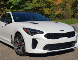 Road Test Review – 2018 Kia Stinger GT (RWD) – By Carl Malek