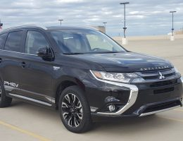 Road Test Review – 2018 Mitsubishi Outlander PHEV – By Carl Malek