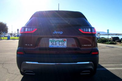 2019 Jeep Cherokee Limited 4x4 12