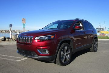 2019 Jeep Cherokee Limited 4×4 – Road Test Review – By Ben Lewis