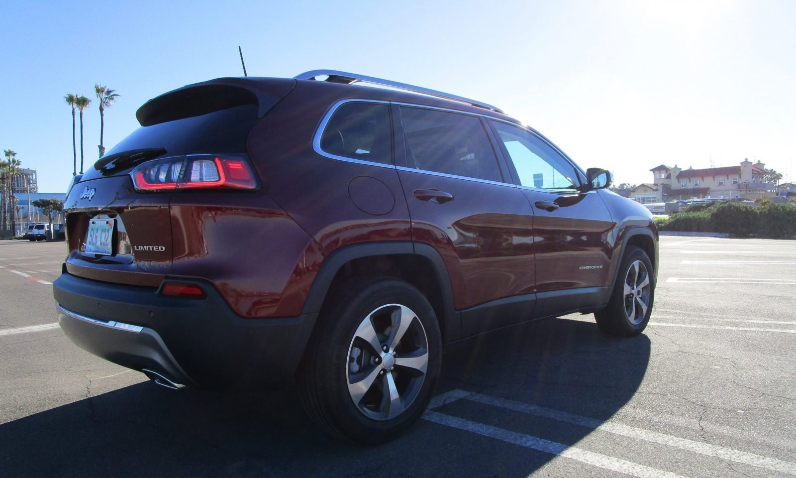 2019 Jeep Cherokee Limited 4x4 - Road Test Review - By Ben ...