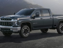 Chevrolet Unveils Beefier, Revamped 2020 Silverado HD