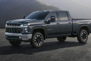 Chevrolet Unveils Beefier, Revamped 2020 Silverado HD