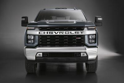 Chevrolet-2020-Silverado-Front