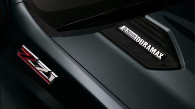 Chevrolet-2020-Silverado-Hood