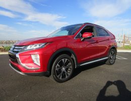 2019 Mitsubishi Eclipse Cross SEL 1.5T S-AWC - Road Test Review - By Ben Lewis