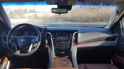 Road Test Review - 2019 Cadillac Escalade ESV Premium Luxury