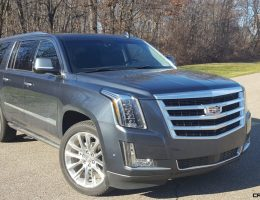 Road Test Review – 2019 Cadillac Escalade ESV Premium Luxury (4WD) – By Carl Malek