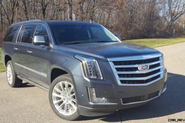 Road Test Review – 2019 Cadillac Escalade ESV Premium Luxury (4WD) – By Carl Malek
