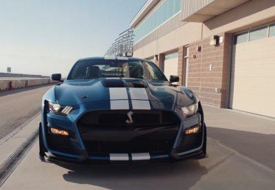~755HP Shelby GT500 Joins Horsepower Wars, Sinks Fangs ...