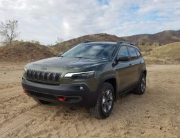 Battle of the 2019 Jeep Cherokees – Trailhawk Vs Limited – By Matt Barnes