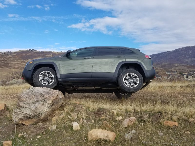 2019 Jeep Cherokee Trailhawk 21