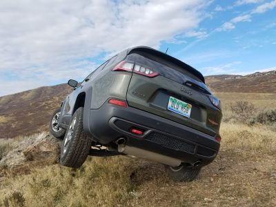 2019 Jeep Cherokee Trailhawk 23