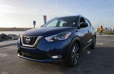 2019 Nissan Kicks SR 1