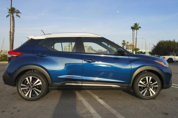 2019 Nissan Kicks SR – Road Test Review – By Ben Lewis