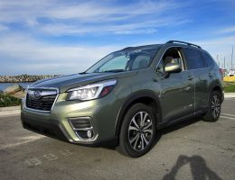 2019 Subaru Forester Limited - Road Test Review - By Ben Lewis