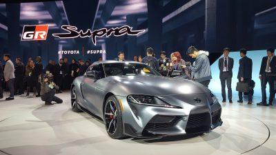 2020 Toyota Supra Officially Breaks Cover 335 Horsepower