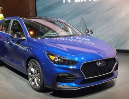 Hyundai Unleashes N-Line Range With All New Elantra GT N-Line
