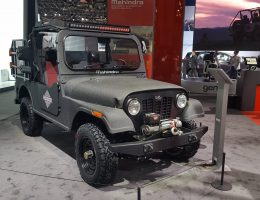 First Look: Mahindra ROXOR 4×4 UTV – By Carl Malek