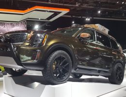 Kia's Telluride SUV Brings Bold Styling and Rugged Capability To Kia SUV Lineup