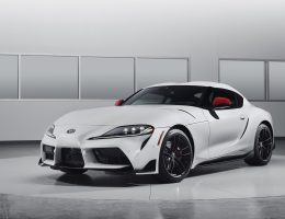 2020 Toyota Supra Color Range Revealed
