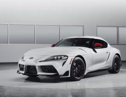 2020 Toyota Supra Color Range Revealed