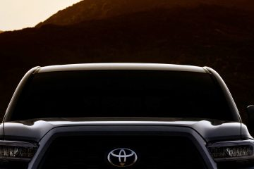 Toyota Teases 2020 Tacoma Ahead of Chicago Debut