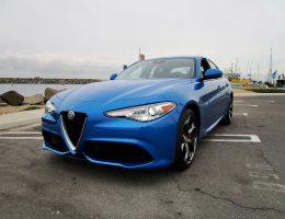 2018 Alfa Romeo Giulia TI Sport AWD – Review By Ben Lewis