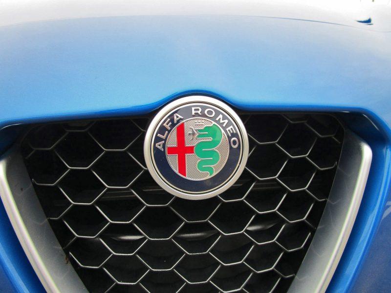 Alfa Romeo Giulia TI Sport 3