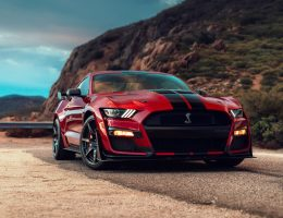 2020 Ford Mustang Shelby GT500 Performance Figures Revealed, More Power Than Corvette ZR1 and Ferrari
