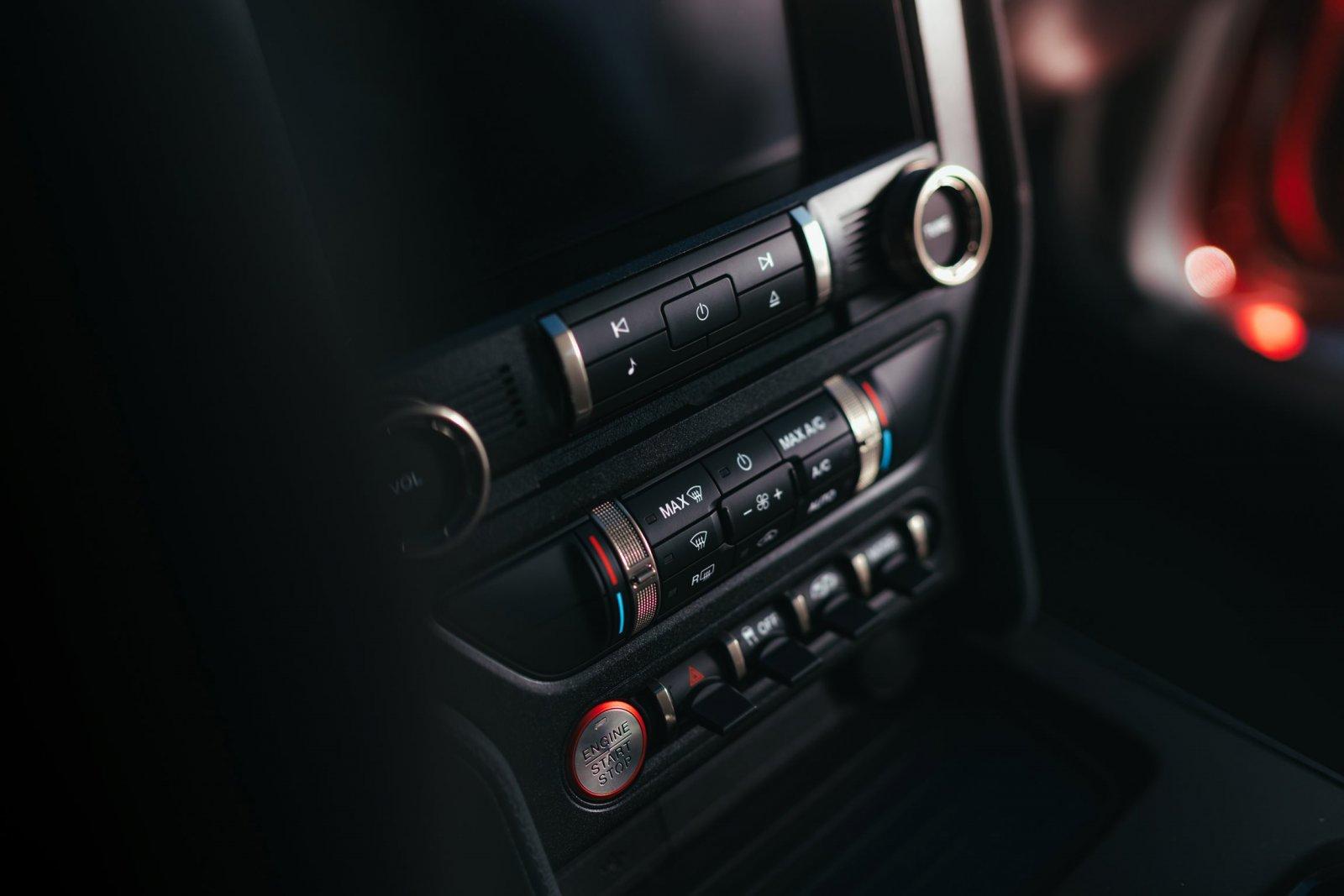 2020 mustang shelby gt500 interior car revs daily com