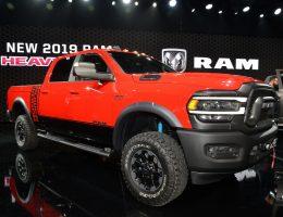 2019 RAM HD Lineup Boasts 1,000 lb ft of Torque Among Suite Of Updates