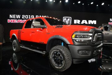 2019 RAM HD Lineup Boasts 1,000 lb ft of Torque Among Suite Of Updates