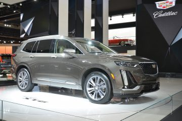 Cadillac Unveils Three Row 2020 XT6 CUV Ahead of NAIAS