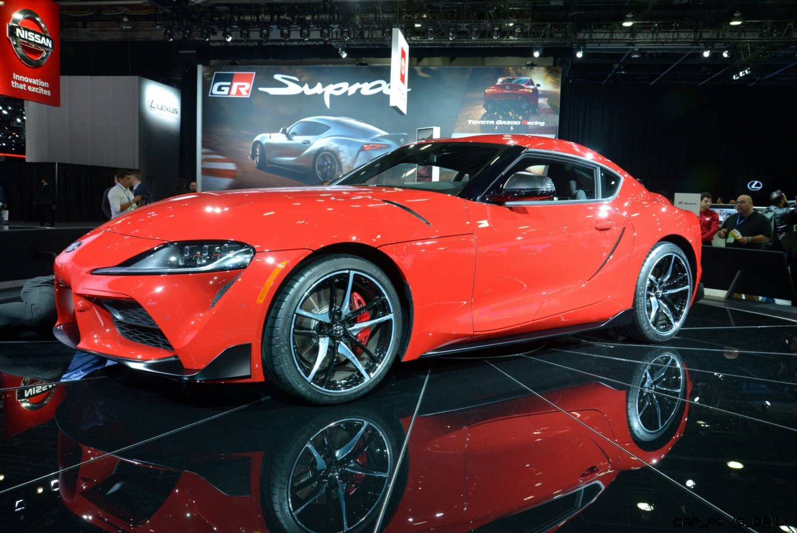 2020 Toyota Supra Officially Breaks Cover 335 Horsepower And 49k