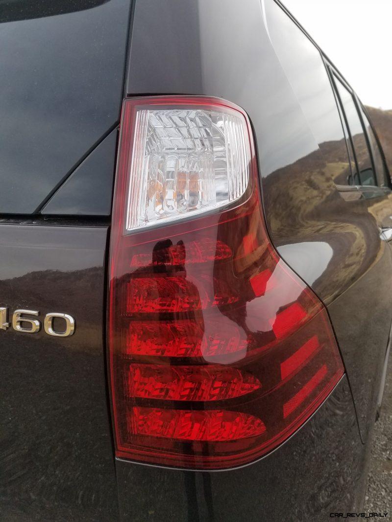 Lexus GX460 Matt Barnes 23