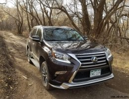 2018 Lexus GX460 – On & Off-Road Test Review – By Matt Barnes