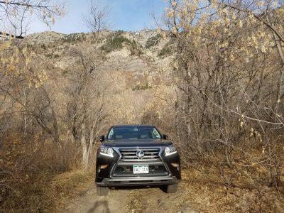 Lexus GX460 Matt Barnes 28