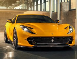 NOVITEC Ferrari 812 SuperFast Gets Racy, Liveable Mods
