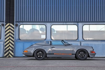 Porsche 911 Wide Track Speedster by DP Motorsport 1