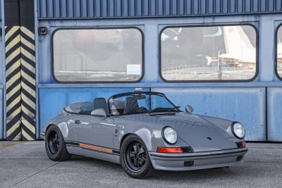 Porsche 911 Wide Track Speedster by DP Motorsport 18