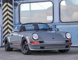 Porsche 911 Wide Track Speedster by DP Motorsport
