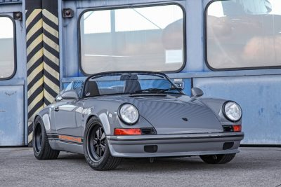Porsche 911 Wide Track Speedster by DP Motorsport 19
